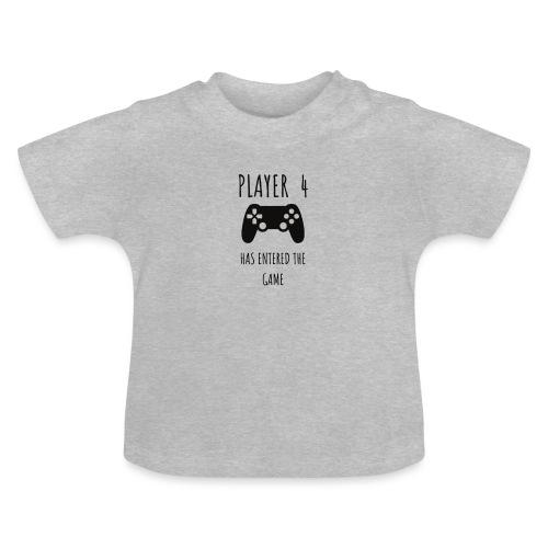 Player 4 - Baby T-Shirt