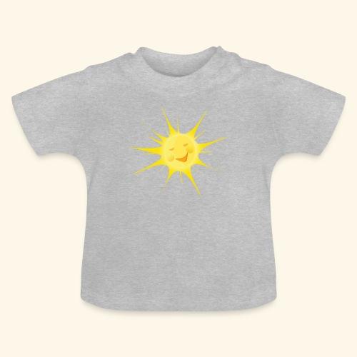 sole - Maglietta per neonato