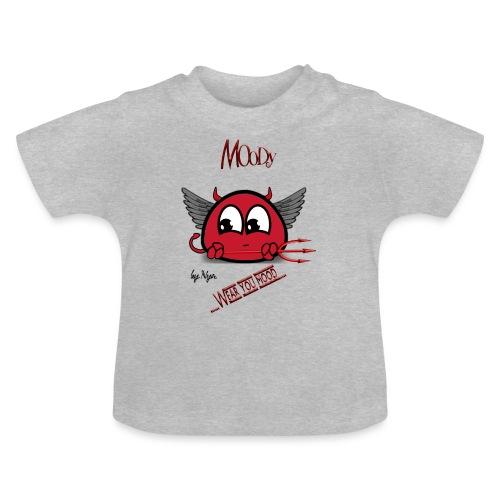 MOODY DEVIL - Maglietta per neonato