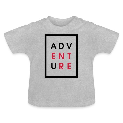 Enter Adventure - Baby T-Shirt
