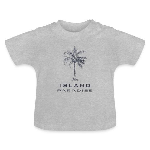 Island Paradise - T-shirt Bébé