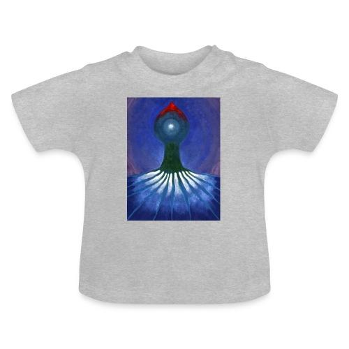Drzewo Samotne - Koszulka niemowlęca