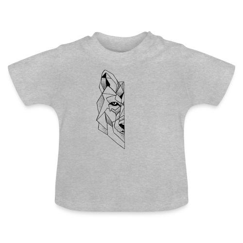 Geo-Wolf - Baby T-shirt