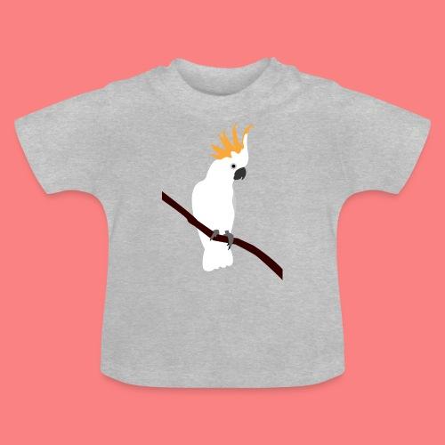 WHITE CACATUA - Maglietta per neonato