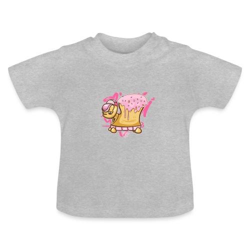 Donut Turtle Doughnut - Baby T-Shirt