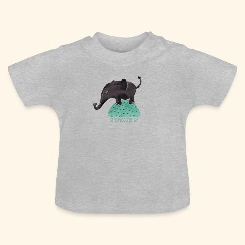 STRONGER BABY - Camiseta bebé