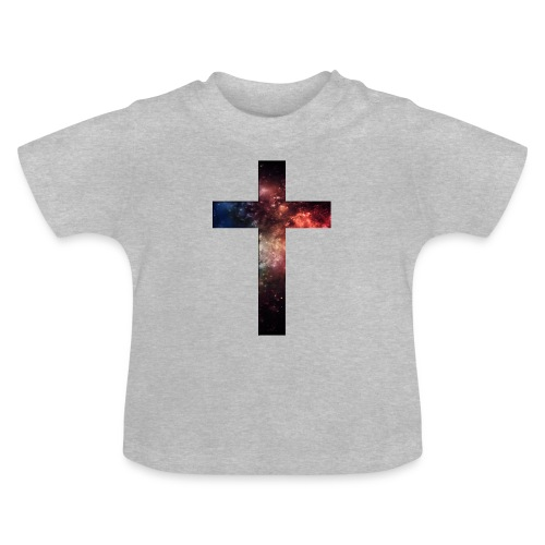 Cross Galaxy - Baby T-shirt