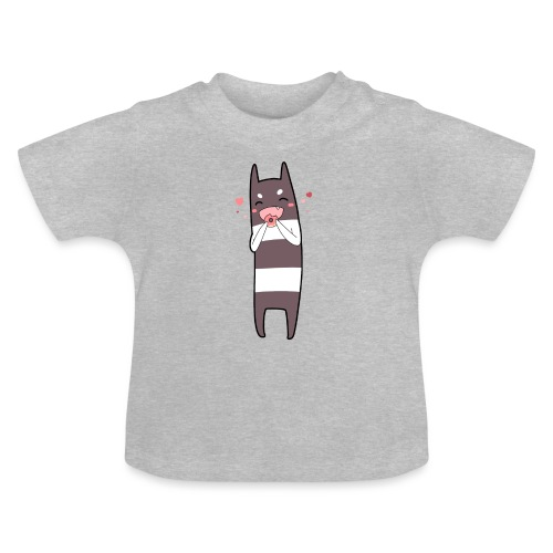 Donut Monster - Baby T-Shirt