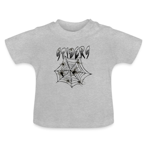 Spiders - Vauvan t-paita