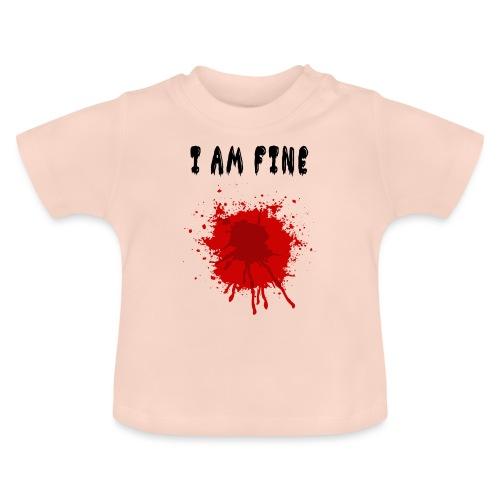 Blood - Vauvan t-paita