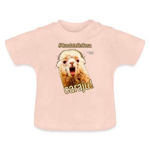 Quedate En Casa Caraju - Baby T-Shirt