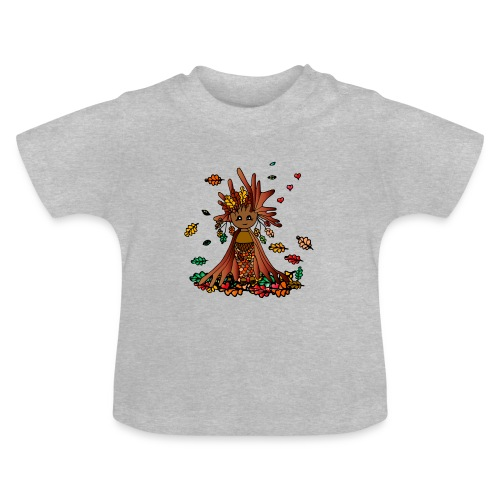 Coma- Die Hüterin der Wälder - Baby T-Shirt