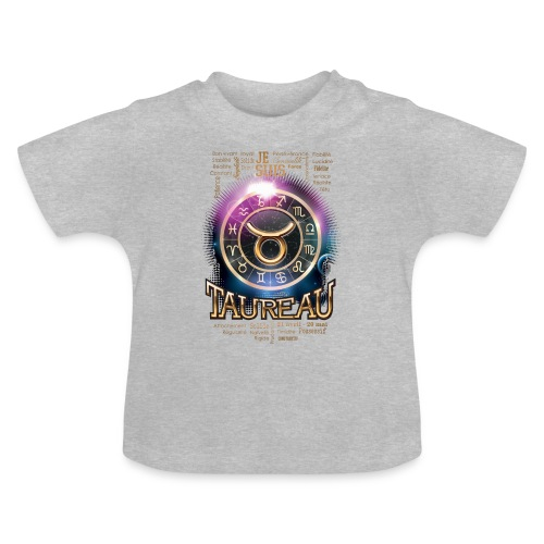 TAUREAU - T-shirt Bébé