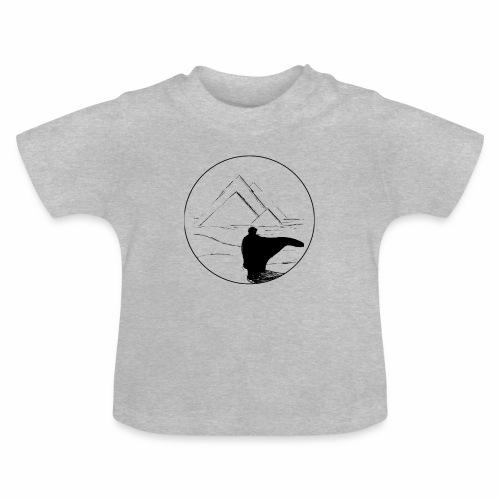 black desert - T-shirt Bébé