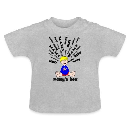 t shirt mamy cool déchire combien de mamy par jour - T-shirt Bébé