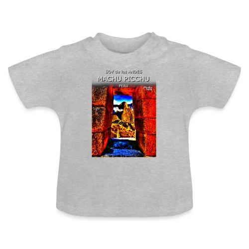 SOY de los ANDES - Machu Picchu II - T-shirt Bébé