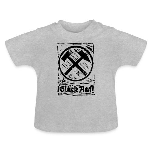 GlueckAuf - Baby T-Shirt