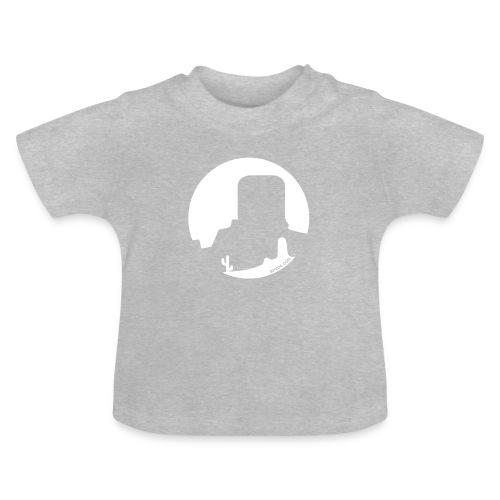 Logo French Wester blanc - T-shirt Bébé