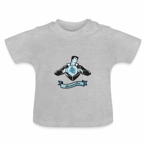 rascasseman png - T-shirt Bébé