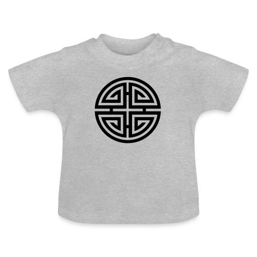 Four blessings, Chinesischer Glücksbringer, Segen - Baby T-Shirt