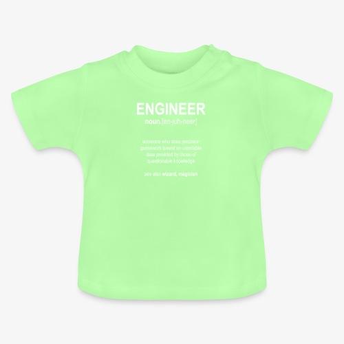 Engineer Def. 01 - T-shirt Bébé