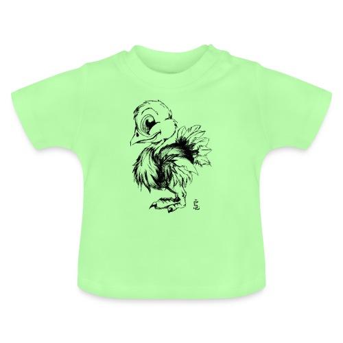 Autruchon - T-shirt Bébé