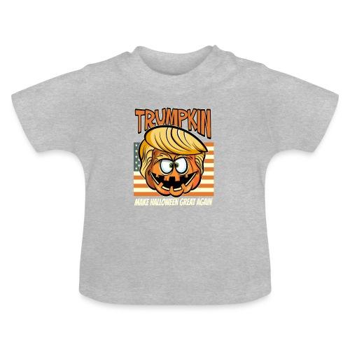 Trumpkin Donald Trump Halloween - Baby T-Shirt