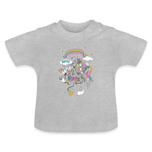 FHL Wimmelshirt VAR1 3000 - Baby T-Shirt