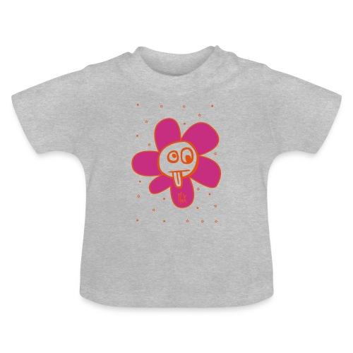 Little Flower McKoy Con Relleno - Camiseta bebé