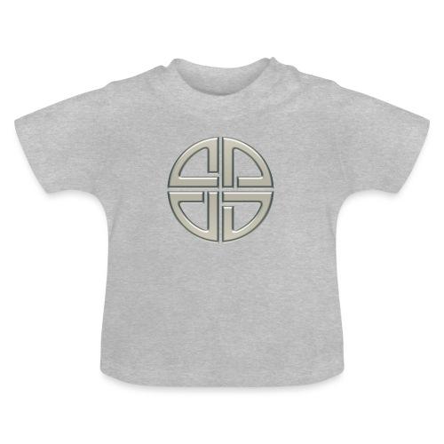 Schildknoten, Keltischer Knoten, Thor Symbol - Baby T-Shirt