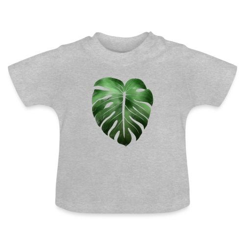 Foglia dalla Natura - Maglietta per neonato