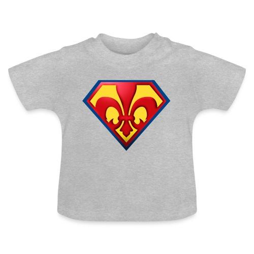 Fabulous Scout - Lilie im Wappen - Baby T-Shirt