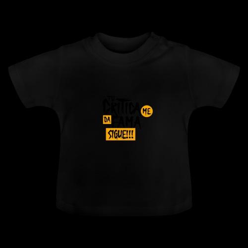 CRITICA - Camiseta bebé
