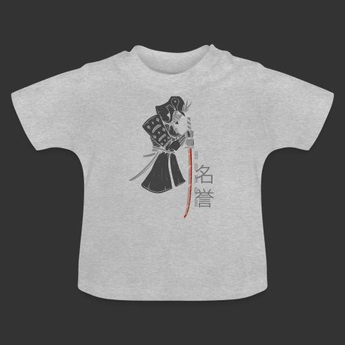 Samurai Digital Print - Baby T-Shirt