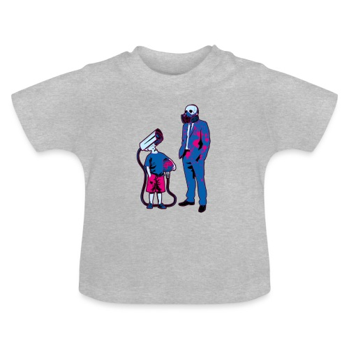 Littele Brother Big Brother - Baby T-shirt