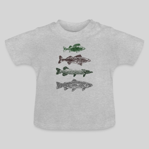 Lake - Vauvan t-paita