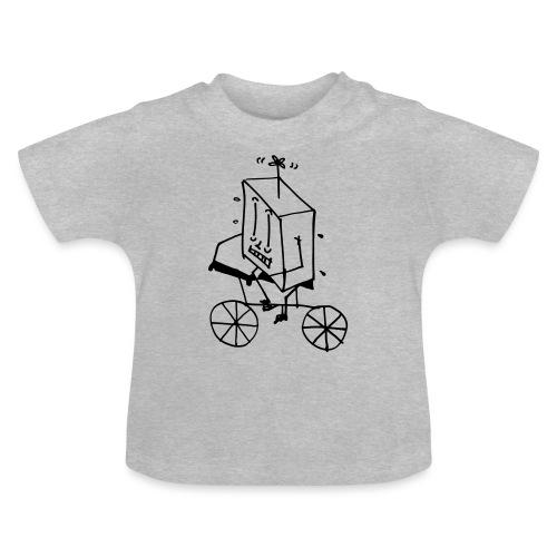 coso bici - Maglietta per neonato