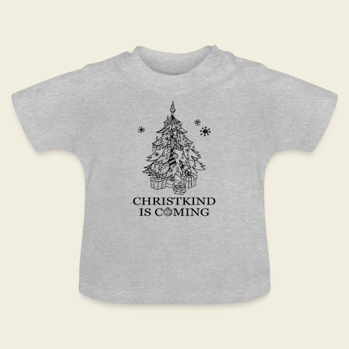Christkind kommt - Baby T-Shirt