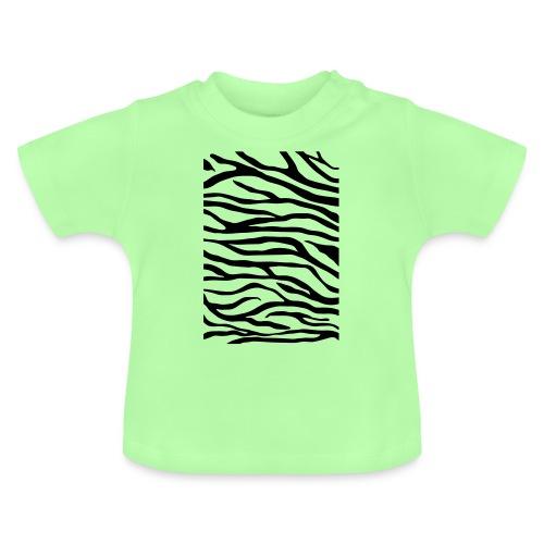 zebra v6 - Baby T-shirt