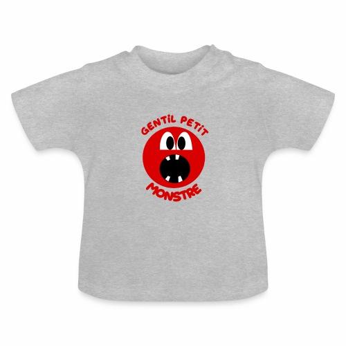Gentil Petit Monstre - T-shirt Bébé
