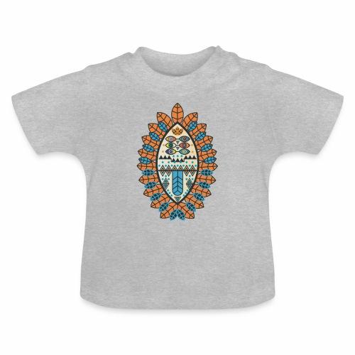 Tribal mask - Baby T-Shirt