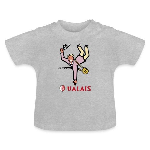 Valais Wallis - Vintage - Baby T-Shirt