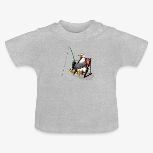 Seagull Fisher - Baby T-Shirt