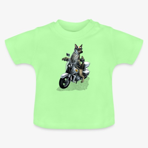 Police Dog - Baby T-Shirt
