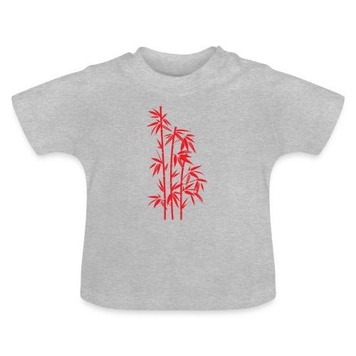Rosso Dafne 01 - Maglietta per neonato