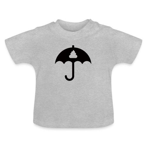 Shit icon Black png - Baby T-Shirt