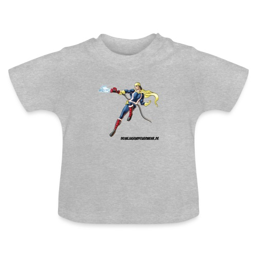 Captain Firefighter - Baby T-Shirt