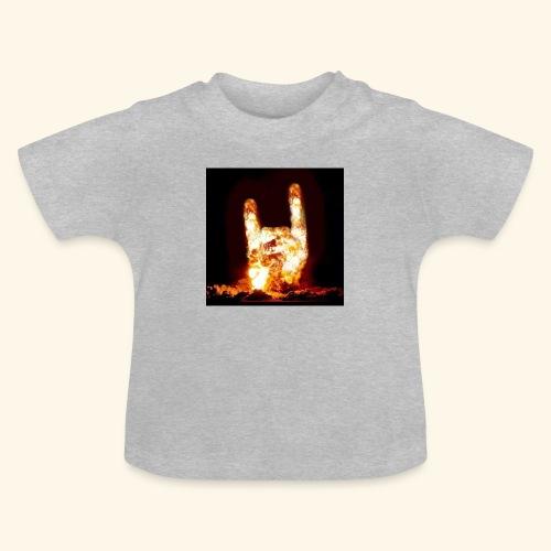 fingers bomb - T-shirt Bébé
