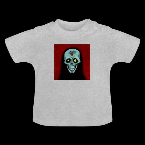 Ghost skull - Baby T-Shirt