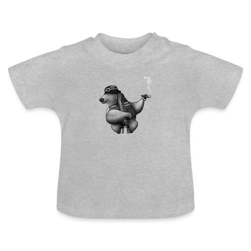 Bear Biker - Baby T-Shirt